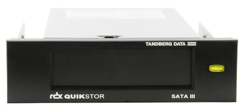 Tandberg Data 8813-RDX tape drive Internal
