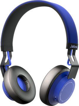Jabra Move mobile headset Binaural Head-band Blue