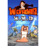 Microsoft Worms W.M.D, Xbox One video game Basic