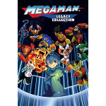 Capcom Mega Man Legacy Collection Basic PC Multilingual video game