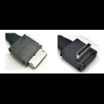 Intel AXXCBL800CVCR cable gender changer OCuLink SFF-8611 Schwarz