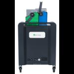 lockncharge LNC10106 multimedia cart accessory Black Rack
