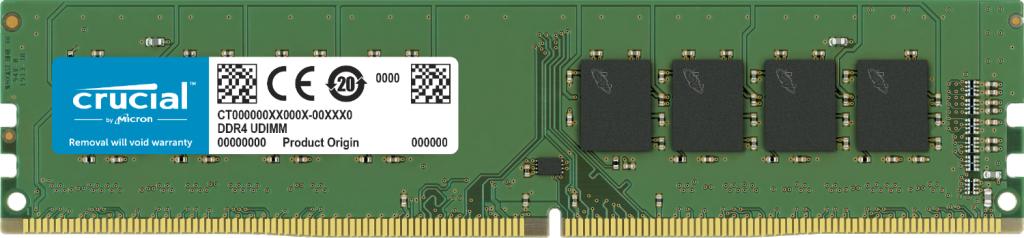 Crucial CT8G4DFRA32A módulo de memoria 8 GB 1 x 8 GB DDR4 3200 MHz