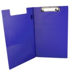 Rapesco Foldover Clipboard personal organizer PVC Blue
