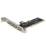 StarTech.com 5 Port PCI High Speed USB 2.0 Adapter Card