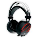 GAMDIAS HEBE E1 RGB Binaural Head-band Black headset