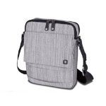 Dicota Sling Bag for Apple iPads - Grey - by Dicota (D30552)