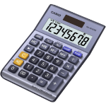 Casio MS-80VERII calculator Desktop Basic Violet