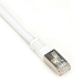 C2G Cat5E STP 2m cable de red U/FTP (STP) Blanco