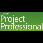 Microsoft Project Professional, SA, OLP NL, Win32, CAL