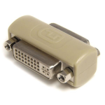 StarTech.com DVI-I Coupler / Gender Changer - F/F