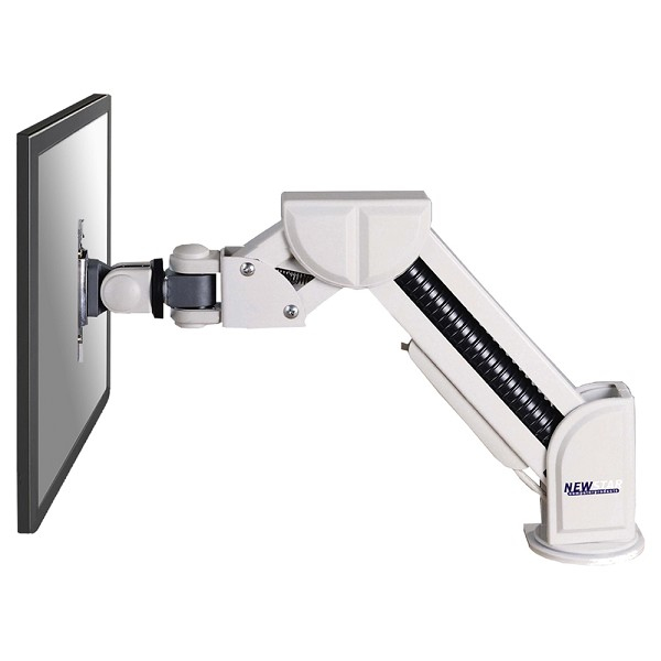 LCD Monitor Arm (fpma-d600) Desk Clamp Mount 600mm Length 0-310mm Hight Gray