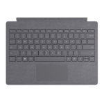 Microsoft Surface Pro Signature Type Cover Charcoal Microsoft Cover port AZERTY French
