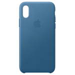 "Apple MTET2ZM/A mobile phone case 14.7 cm (5.8"") Cover Blue"