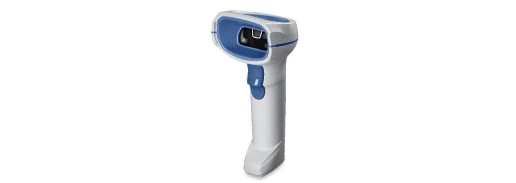 Zebra DS8178-HC Handheld bar code reader 1D/2D LED White