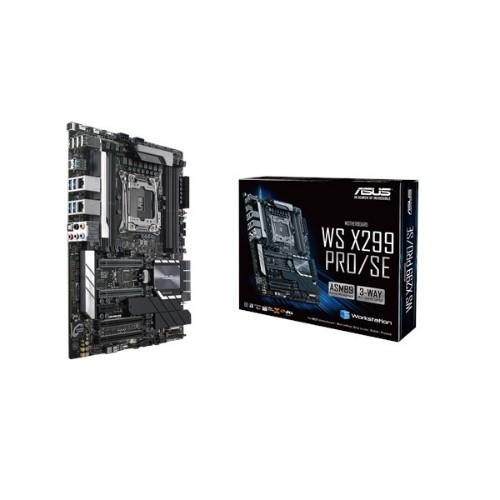 ASUS WS X299 PRO/SE Intel® X299 LGA 2066 ATX