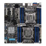 ASUS Z10PE-D16/10G-2T server/workstation motherboard LGA 2011-v3 Intel® C612 SSI EEB