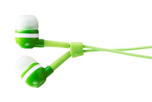 In-ear Headphone Green