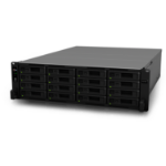 Synology RS2818RP+ 192TB 16x12TB Seagate IronWolf Pro 16 Bay NAS Rackmount