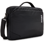 "Thule Subterra TSA-315B Black notebooktas 38,1 cm (15"") Aktetas Zwart"