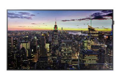 "Samsung LH65QBHPLGC signage display 165.1 cm (65"") LED 4K Ultra HD Digital signage flat panel Black Wi-Fi"