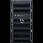 DELL PowerEdge T130 server 3 GHz Intel® Xeon® E3 Family E3-1220V6 Mini Tower 290 W