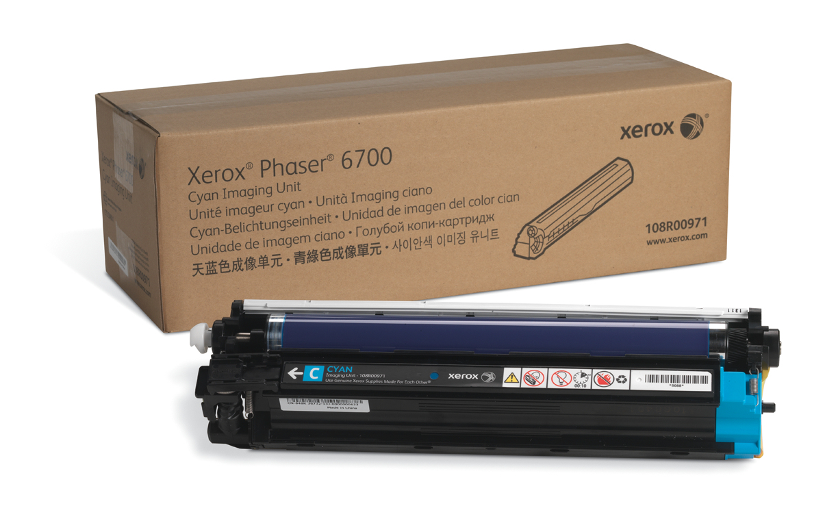 Xerox Cyan Imaging Unit (50.000 Páginas)Phaser 6700