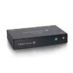 C2G 89368 AV receiver Black AV extender