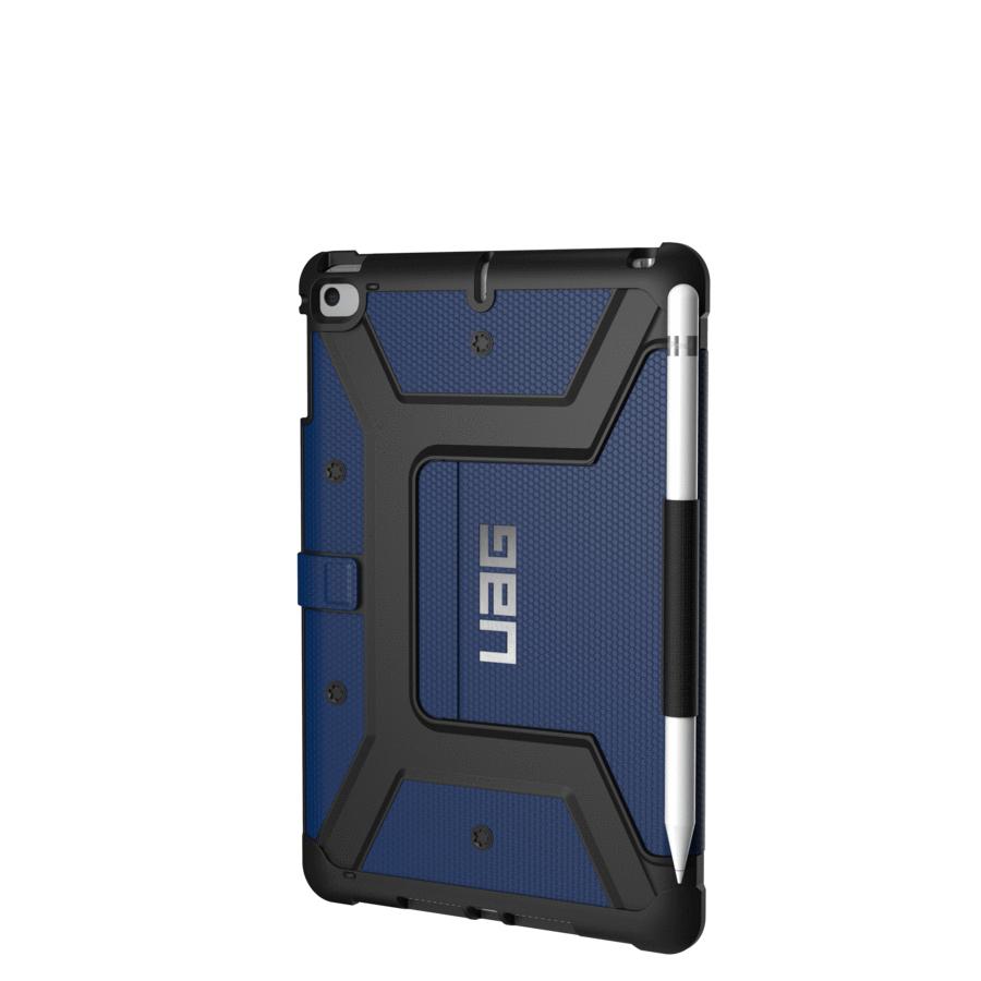 """Urban Armor Gear 121616115050 tablet case 20.1 cm (7.9"""") Folio Black,Blue"""