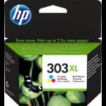HP T6N03AE (303XL) Printhead cartridge color, 10ml