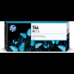 HP 766 Original Gris 1 pieza(s) Rendimiento estándar