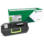 Lexmark 53B2X00 Toner black, 45K pages