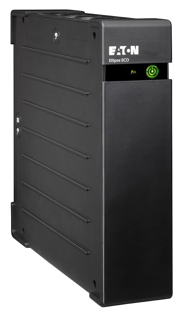 Eaton Ellipse ECO 1600 USB IEC 1600VA 8AC outlet(s) Rackmount Black uninterruptible power supply (UPS)