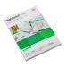 GBC HighSpeed Laminating Pouch A4 2x75 Micron laminator pouch