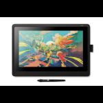"""Wacom Cintiq DTK1660K0A graphic tablet 5080 lpi 13.6 x 7.64"""" (345 x 194 mm) Black"""