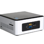 Wortmann AG TERRA PC-MICRO 3000 SILENT GREENLINE MUI 1.6GHz N3050 Mini PC Black, Silver Mini PC