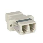 Tripp Lite Duplex / Simplex Singlemode Fiber Coupler Adapter (LC/LC)