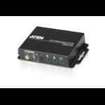 ATEN VC182-AT-E video signal converter Scaler video converter 1920 x 1200 pixels