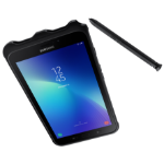 Samsung Galaxy Tab Active2 SM-T395 16GB 3G 4G Black tablet