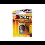 Ansmann 9V-Block Alkaline 9V non-rechargeable battery