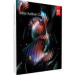 Adobe Audition CS6, DVD Set