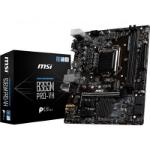 MSI Motherboard Intel 1151 B365M PRO-VH D4 M-ATX