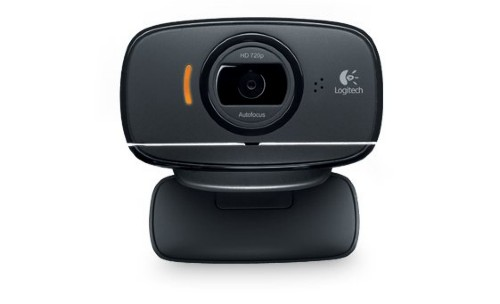 Logitech C525 webcam 1280 x 720 pixels USB 2.0 Black
