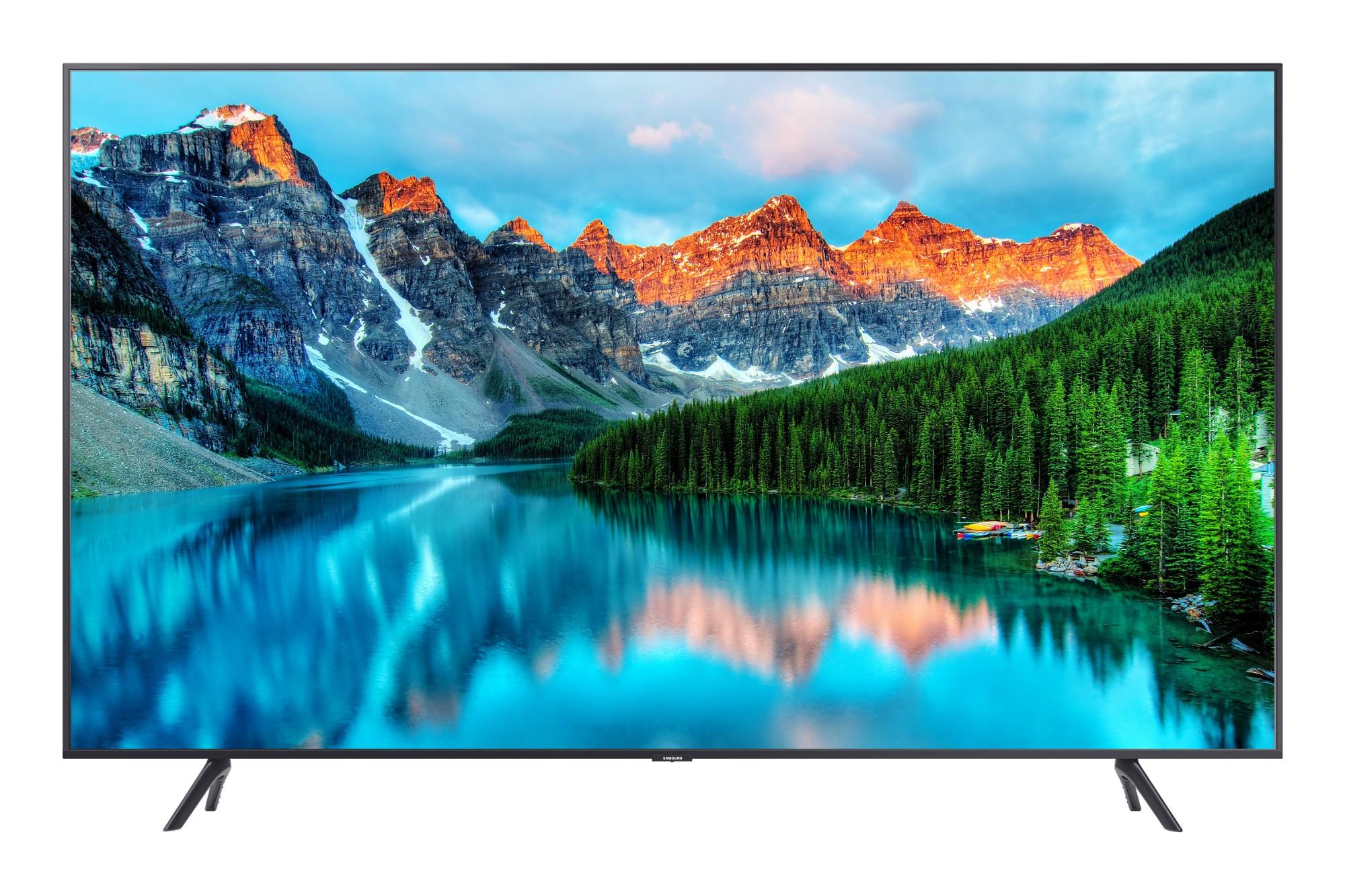 """Samsung BE55T-H 139,7 cm (55"""") 4K Ultra HD Pantalla plana para señalización digital Carbono Tizen"""