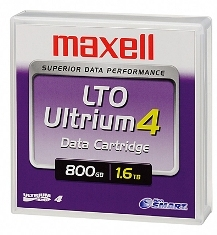 Data Cartridge Lto Ultrium4 Tape