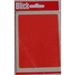 BLICK LABEL BAG 5MM RED PK980