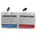 Durable 999108004 25pc(s) identity badge/badge holder
