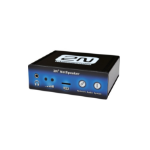 2N Telecommunications 914010E Black,Blue audio converter