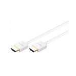 Microconnect HDM19191SV1.4 HDMI cable 1 m HDMI Type A (Standard) White