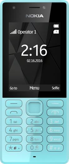 Nokia 216 6.1 cm (2.4